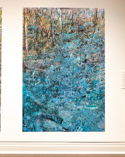 Installed 90Óx60Ó // Ackland Art Museum
